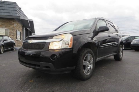 2008 Chevrolet Equinox for sale at Eddie Auto Brokers in Willowick OH