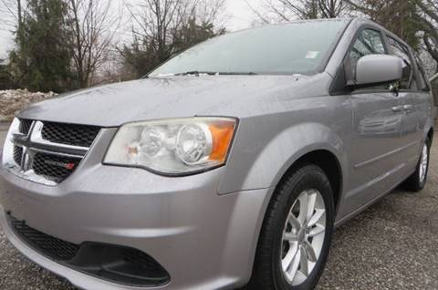 2014 Dodge Grand Caravan for sale at Eddie Auto Brokers in Willowick OH