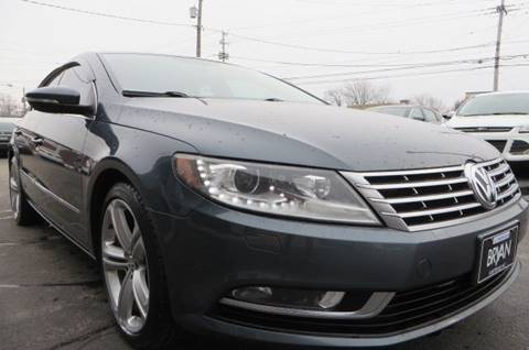 2013 Volkswagen CC for sale at Eddie Auto Brokers in Willowick OH