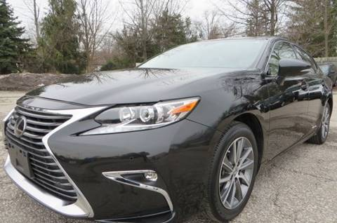 2017 Lexus ES 300h for sale at Eddie Auto Brokers in Willowick OH