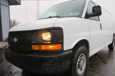 2011 Chevrolet Express Cargo for sale at Eddie Auto Brokers in Willowick OH