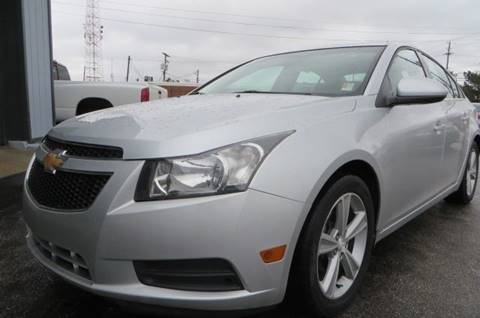 2012 Chevrolet Cruze LT for sale at Eddie Auto Brokers in Willowick OH