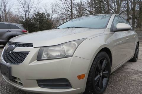 2013 Chevrolet Cruze 2LT Auto for sale at Eddie Auto Brokers in Willowick OH