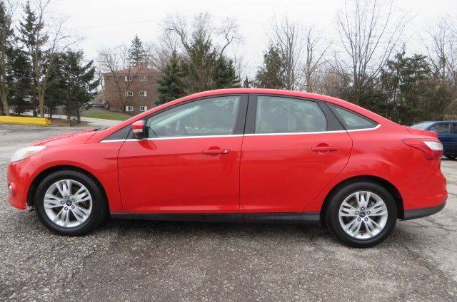2012 Ford Focus SEL (image 6)