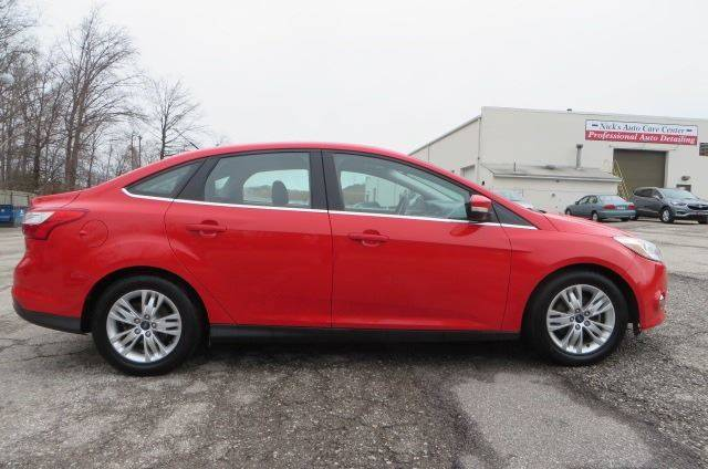 2012 Ford Focus SEL (image 8)