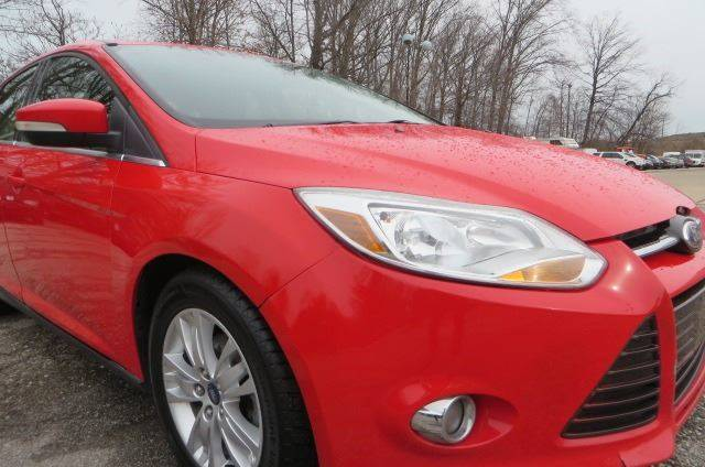 2012 Ford Focus SEL (image 25)