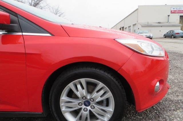 2012 Ford Focus SEL (image 26)
