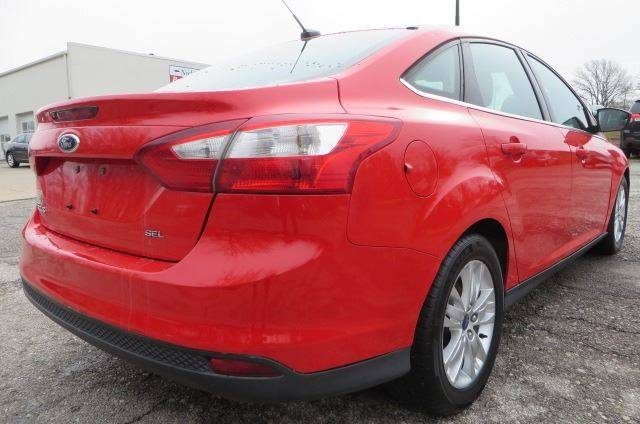 2012 Ford Focus SEL (image 30)
