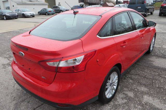 2012 Ford Focus SEL (image 31)