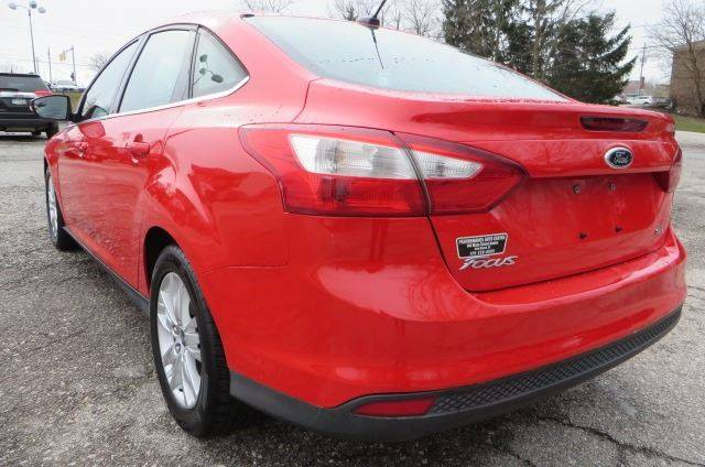 2012 Ford Focus SEL (image 34)