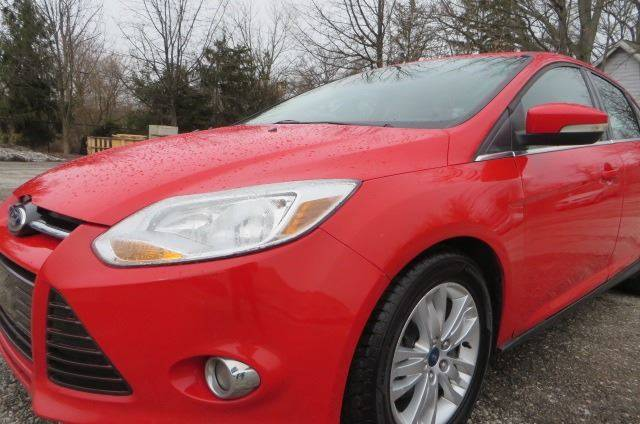 2012 Ford Focus SEL (image 39)