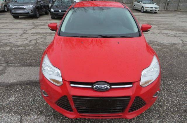 2012 Ford Focus SEL (image 40)