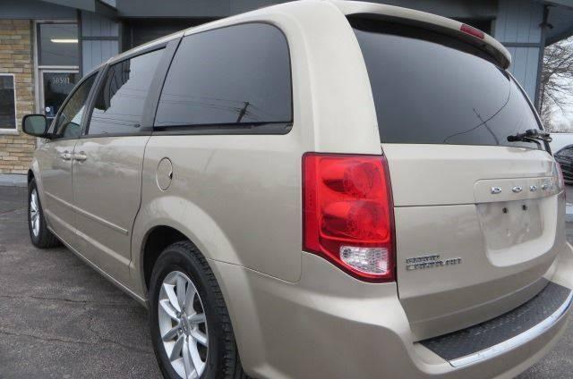 2014 Dodge Grand Caravan SXT (image 4)