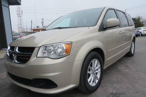 2014 Dodge Grand Caravan SXT for sale at Eddie Auto Brokers in Willowick OH
