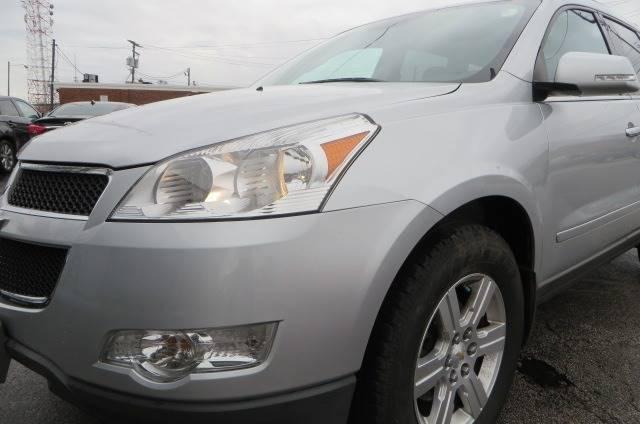 2012 Chevrolet Traverse LT (image 23)