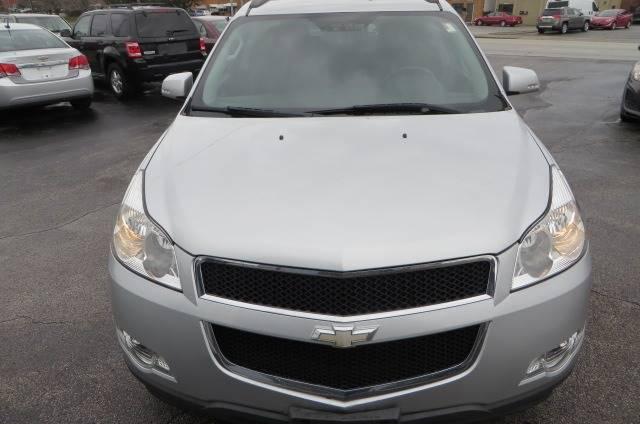 2012 Chevrolet Traverse LT (image 38)