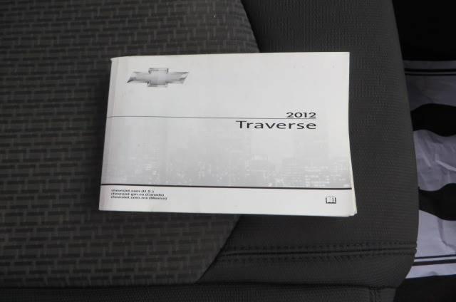 2012 Chevrolet Traverse LT (image 50)
