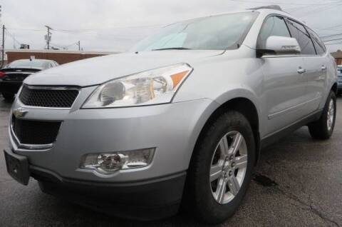 2012 Chevrolet Traverse LT for sale at Eddie Auto Brokers in Willowick OH