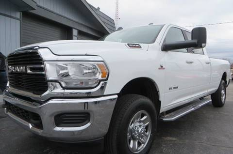2019 RAM Ram Pickup 3500 Big Horn for sale at Eddie Auto Brokers in Willowick OH