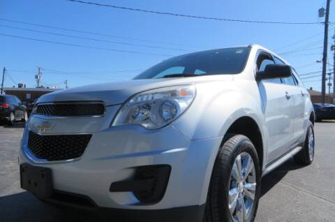 2012 Chevrolet Equinox LS for sale at Eddie Auto Brokers in Willowick OH