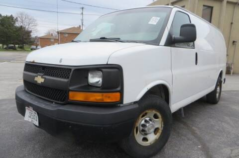 2012 Chevrolet Express Cargo 2500 for sale at Eddie Auto Brokers in Willowick OH