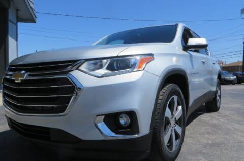 2019 Chevrolet Traverse LT Leather for sale at Eddie Auto Brokers in Willowick OH