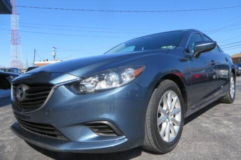 2014 Mazda MAZDA6 i Sport for sale at Eddie Auto Brokers in Willowick OH