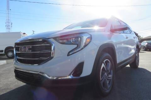 2019 GMC Terrain SLT for sale at Eddie Auto Brokers in Willowick OH