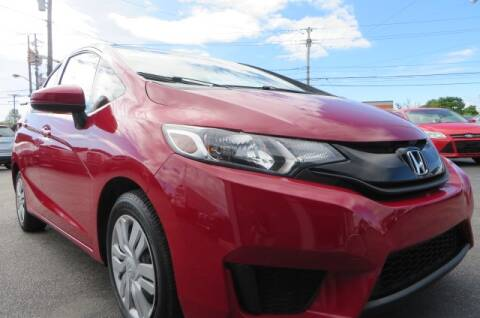 2017 Honda Fit LX for sale at Eddie Auto Brokers in Willowick OH