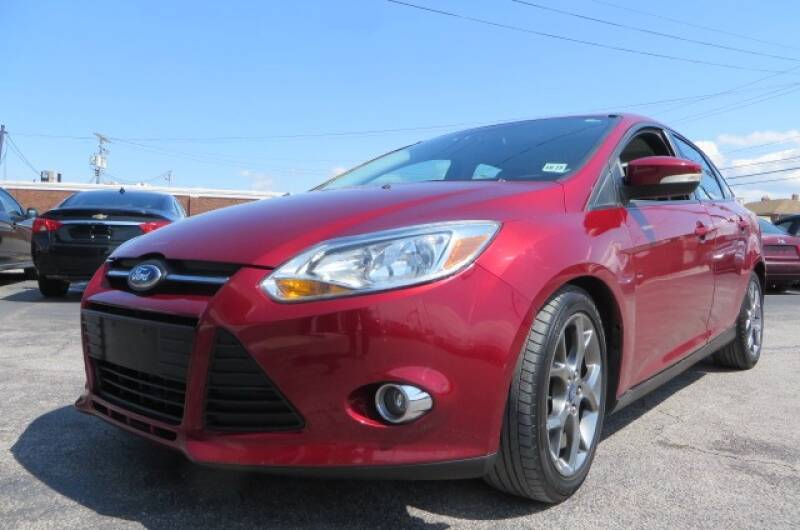 2014 Ford Focus for sale at Eddie Auto Brokers in Willowick OH