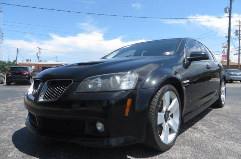 2009 Pontiac G8 for sale at Eddie Auto Brokers in Willowick OH