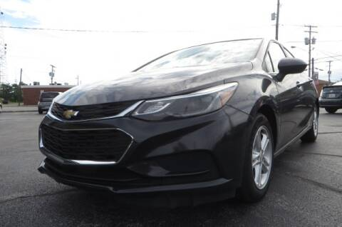2017 Chevrolet Cruze for sale at Eddie Auto Brokers in Willowick OH