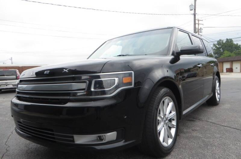 2019 Ford Flex for sale at Eddie Auto Brokers in Willowick OH