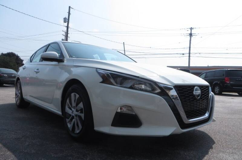2019 Nissan Altima for sale at Eddie Auto Brokers in Willowick OH