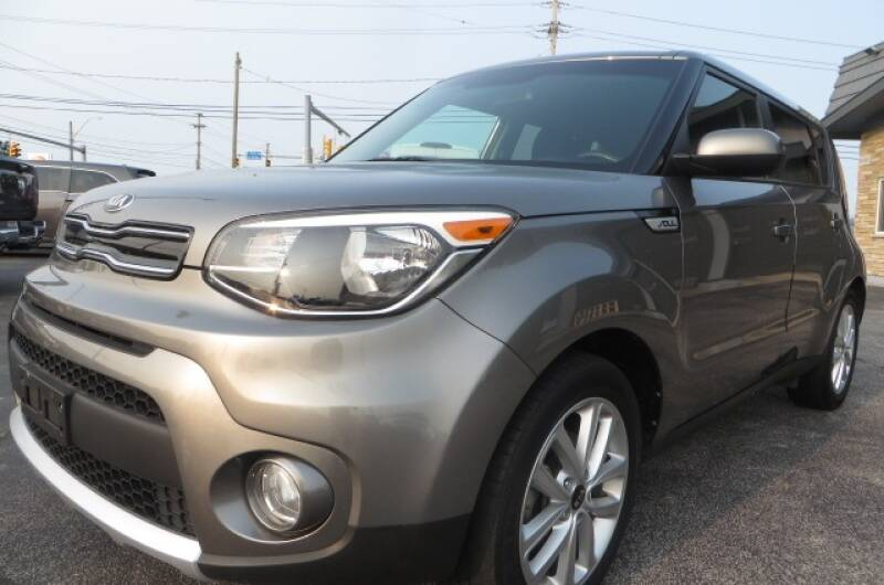 2017 Kia Soul for sale at Eddie Auto Brokers in Willowick OH