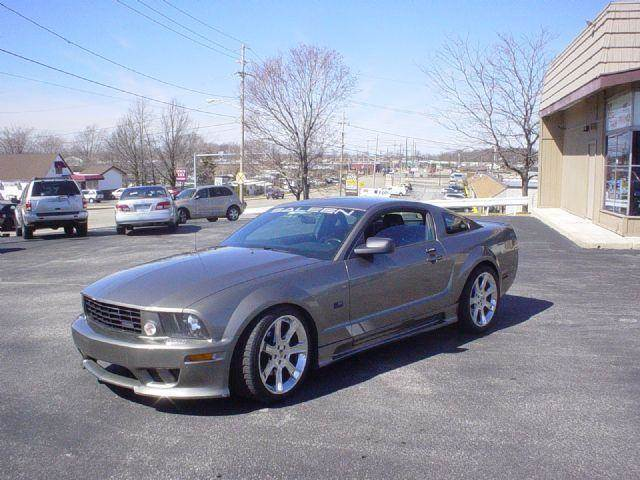 2005 Ford Mustang for sale at Eddie Auto Brokers in Willowick OH