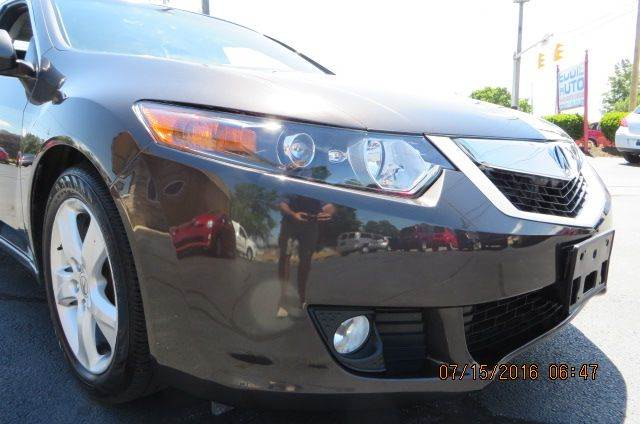 2009 Acura TSX 4dr Sedan 5A - Willowick OH