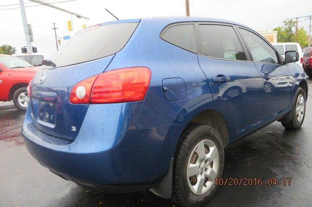 2009 Nissan Rogue S SULEV Crossover 4dr - Willowick OH