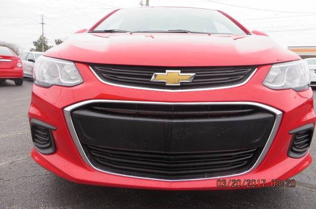 2017 Chevrolet Sonic Premier Auto 4dr Sedan - Willowick OH