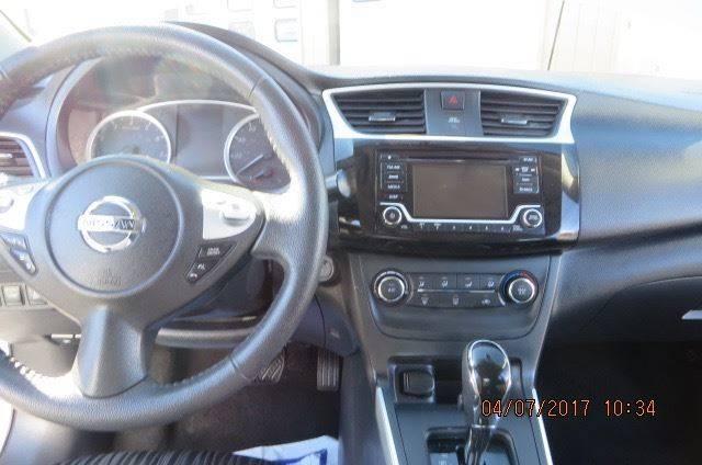 2016 Nissan Sentra SV 4dr Sedan - Willowick OH
