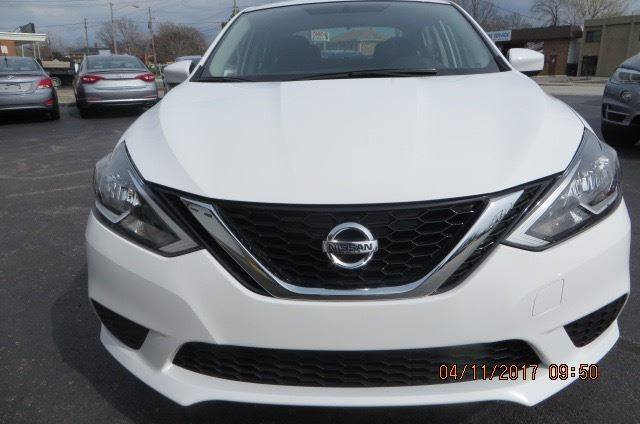 2016 Nissan Sentra SV 4dr Sedan - Willowick OH