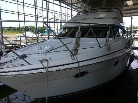 2002 carver 410  for sale at Clarks Auto Sales in Connersville IN