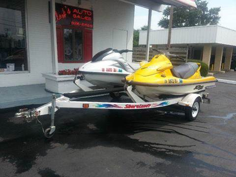 Cheap Used Jet Skis For Sale >> Boats Watercraft For Sale In Indiana Carsforsale Com