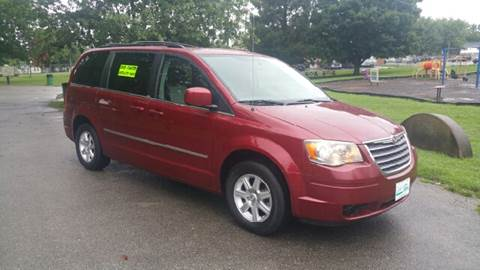 2010 Chrysler Town and Country for sale at Clarks Auto Sales in Connersville IN