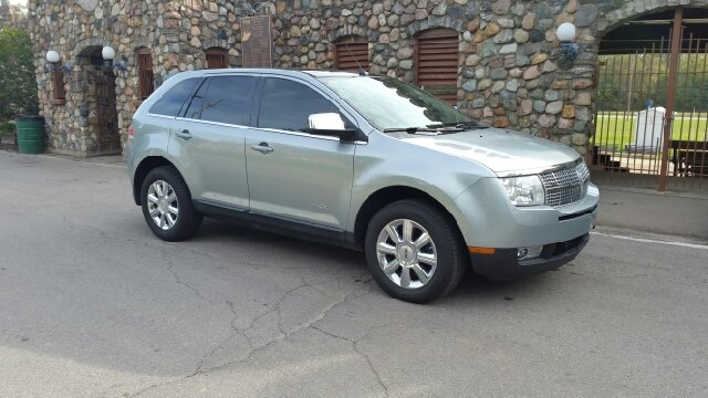 2007 Lincoln MKX for sale at Clarks Auto Sales in Connersville IN