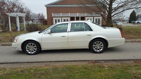 2010 Cadillac DTS for sale at Clarks Auto Sales in Connersville IN