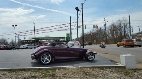 1999 Plymouth Prowler for sale in Connersville, IN