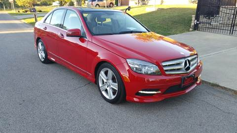 2011 Mercedes-Benz C-Class for sale in Connersville, IN