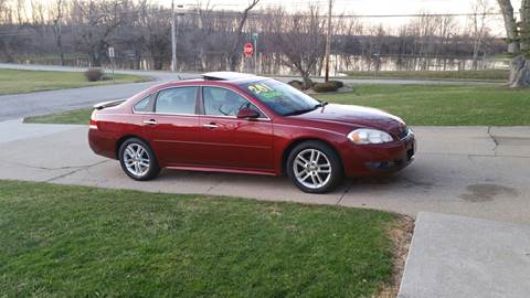 2010 Chevrolet Impala for sale at Clarks Auto Sales in Connersville IN