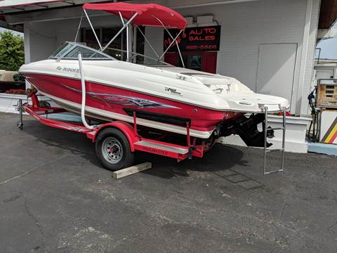 2006 RINKER 192CAPTIVA for sale in Connersville, IN